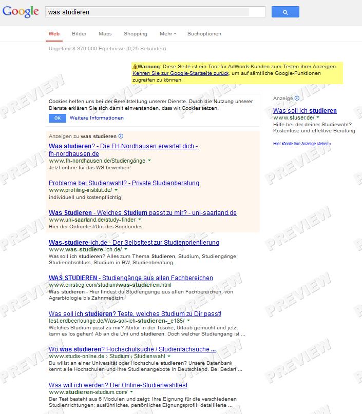 Suchmaschinenoptimierung_Google