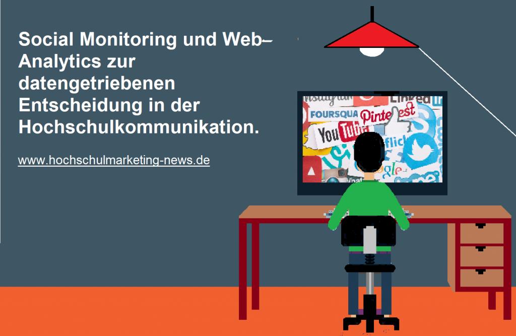 Social Monitoring in der Hochschulkommunikation