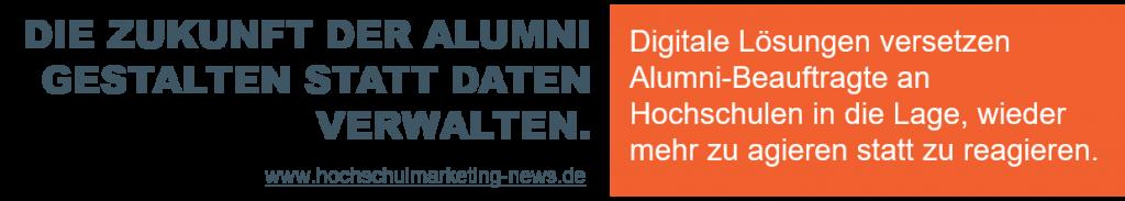 Digitalisierung und Alumni-Software